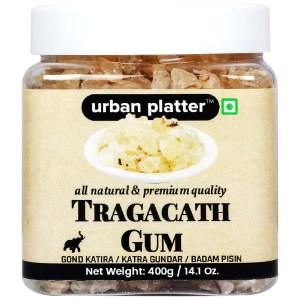 Urban Platter Tragacath Gum (Gond Katira / Dink / Badam Pisin), 400g