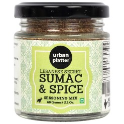 Urban Platter Sumac & Spice Seasoning Mix, 60g (Lebanese Secret)