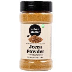 Urban Platter Cumin Seed (Jeera) Powder, 100g