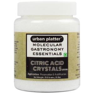 Urban Platter Pure Citric Acid Crystals, 250g