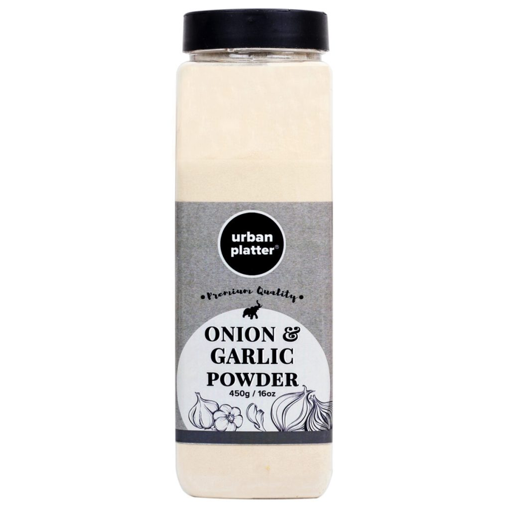 Urban Platter Dehydrated Onion & Garlic Powder, 450g