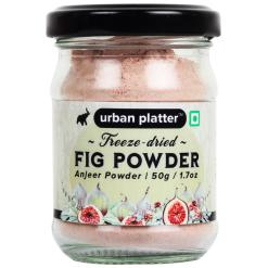 Urban Platter Freeze-Dried Fig (Anjeer) Powder, 50g