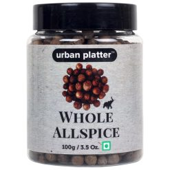 Urban Platter Whole Allspice, 100g [All Natural, Non-Gmo, Premium Quality]