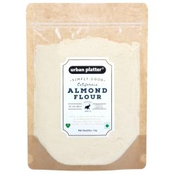 Urban Platter Fine Almond Flour, 1Kg (Keto-friendly, Naturally Protein-rich, Blanched Almond Fine Powder)