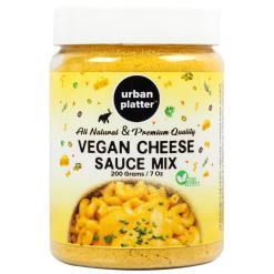 Urban Platter Vegan Cheese Sauce Mix, 200g