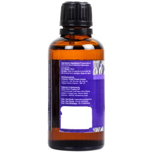 Urban Platter Blueberry Flavour, 50ml [Highly Concentrated, Flavourful, Versatile Uses]