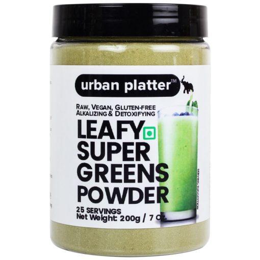 Urban Platter Leafy Super Greens Powder, 200g