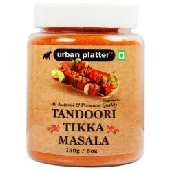 Urban Platter Tandoori Tikka Masala, 150g / 5oz [Premium Quality, Flavourful & Aromatic]