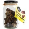 Urban Platter Dried Large Himalayan Morel Mushrooms without Tail (Gucci Mushroom), 30g