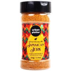 Urban Platter Jamaican Jerk Shaker Jar, 80g