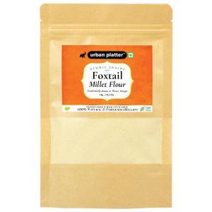 Urban Platter Foxtail Millet Flour (Thinai Flour), 1Kg / 35.2oz