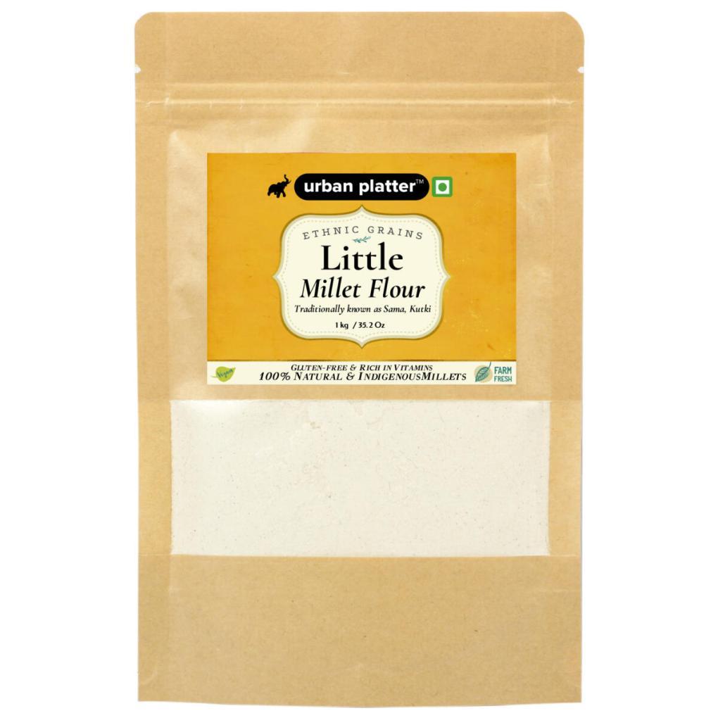 Urban Platter Little Millet Flour (Sama Flour), 1Kg / 35.2oz