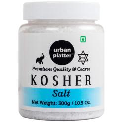 Urban Platter Kosher Salt, 300g / 10.8oz [All Natural & Coarse]
