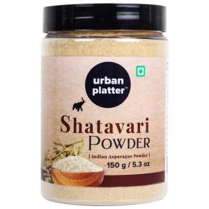 Urban Platter Shatavari Powder, 150g / 5.3oz [Indian Asparagus Powder]