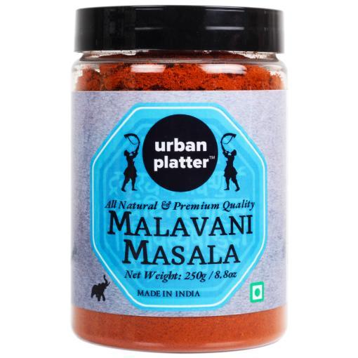 Urban Platter Malavani Masala, 250g / 8.8oz [All Natural, Premium Quality and Flavorful]