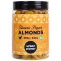 Urban Platter Turmeric Pepper Almonds, 250g