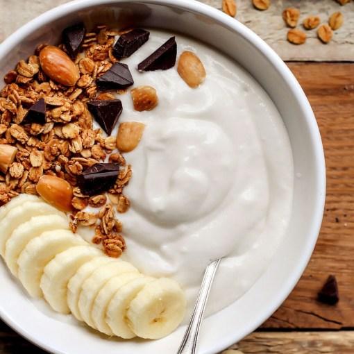 Urban Platter Soya Yogurt, 500g / 18oz [Dairy-free, Protein-Rich Curd, Lactose-free]