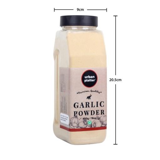 Urban Platter Garlic Powder, 450g / 16oz [Premium Quality, Dehydrated]