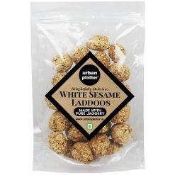 Urban Platter White Sesame (Til-Gul) Laddoos, 400g