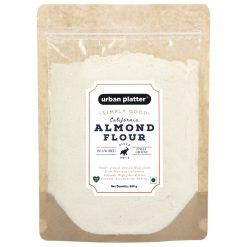 Urban Platter Fine California Almond Flour, 500g (Keto-friendly, Naturally Protein-rich, Blanched Almond Fine Powder)