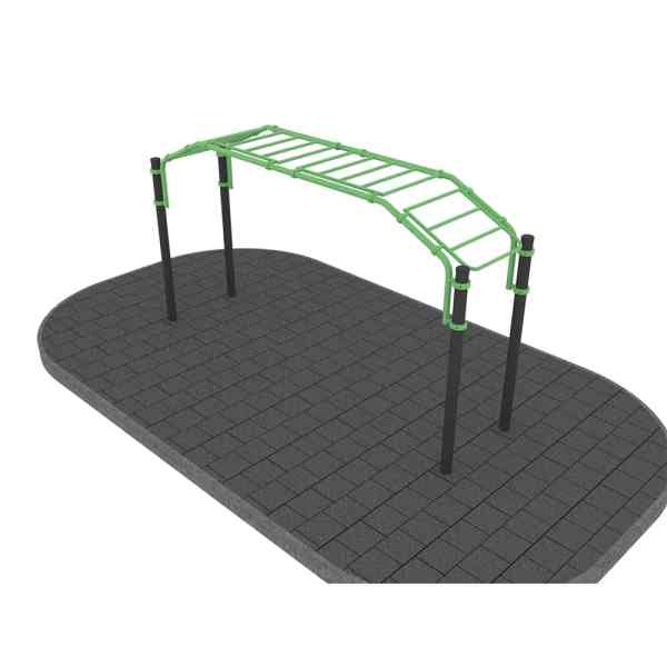 Modules fitness outdoor