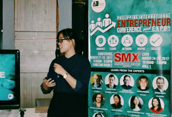 Anne Calingacion, Ad Asia, PIECE 2017, The Philippine International Entrepreneur Conference and Expo (PIECE) 2017
