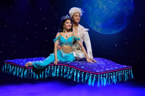 Aladdin, the Hit Broadway Musical in Singapore