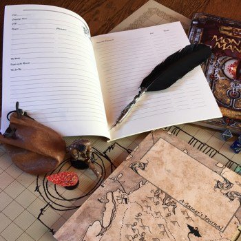 Gaming journal