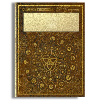 100 Page Dungeon Chronicle