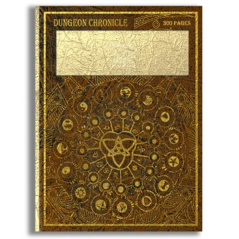 Dungeon Chronicle - 300 Pages