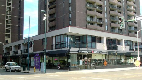 Retail Space for sale Brooks Towers, 1020 15th Street