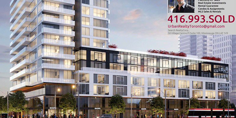 THE WYATT CONDOS PLATINUM EVENT - $3,500 DOWN AND $1,000/MO TO 5% ONLY. WILL SELL OUT IN 1 DAY. CONTACT YOSSI KAPLAN ASAP 416 993 SOLD www.UrbanRealtyToronto.com