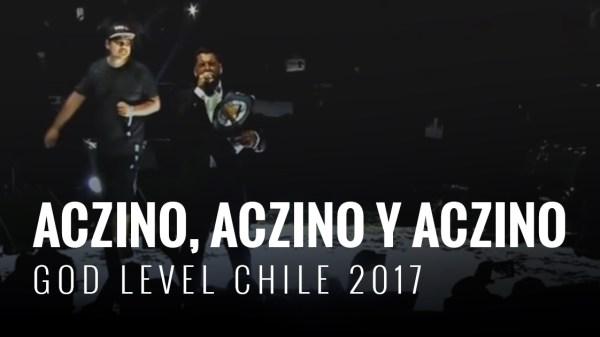 God Level Fest 2017 de Chile