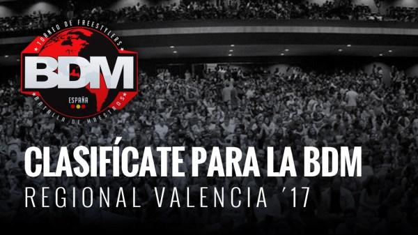 Batalla de Maestros empieza la temporada 2017 en España. Para participar en la BDM Valencia envía tu prueba a través de Urban Roosters.