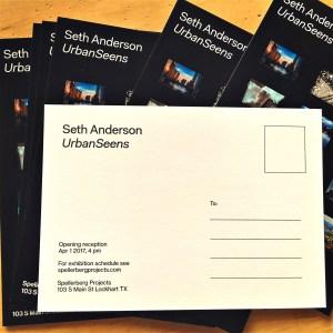 UrbanSeens invitation