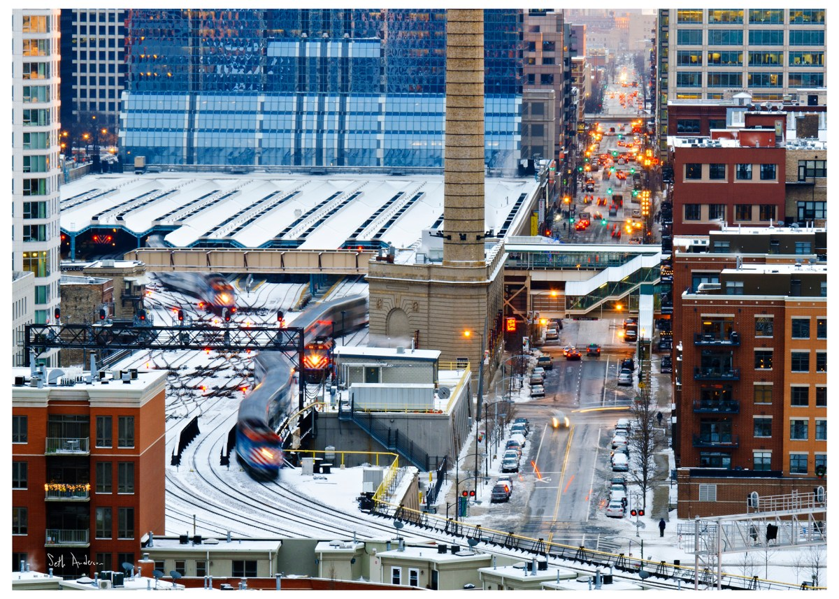 West Loop, Just Because…
