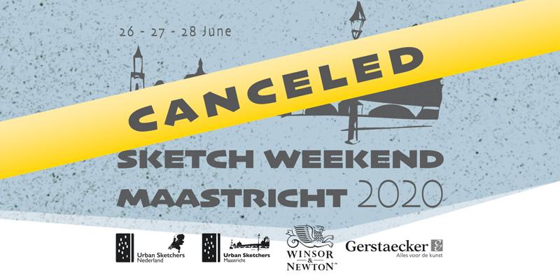 Sketch Weekend Maastricht: geannuleerd