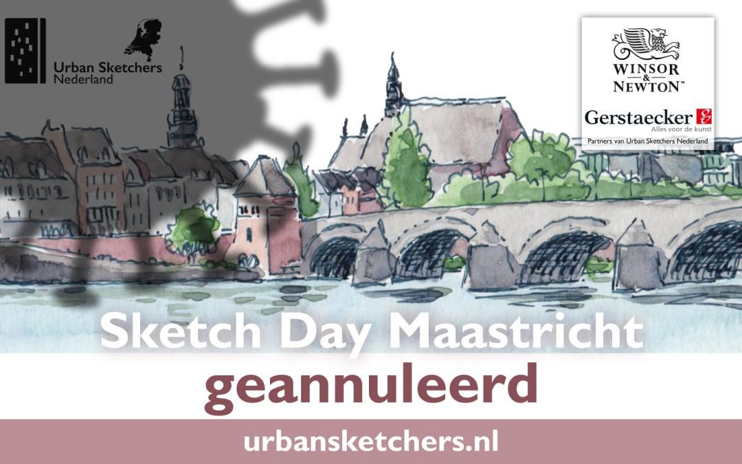 Sketch Day Maastricht 12 juni: geannuleerd