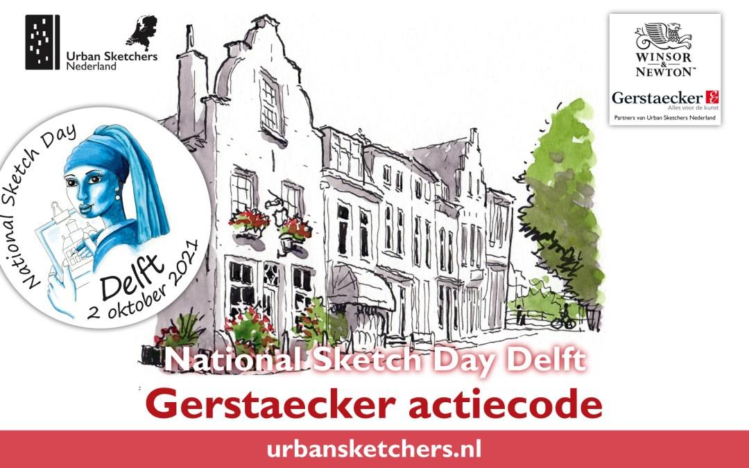 Actiecode Gerstaecker