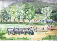 B Line Michaud-du parc jeanne-mance