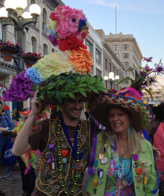 Fiesta Hats Urban Spotlight San Antonio