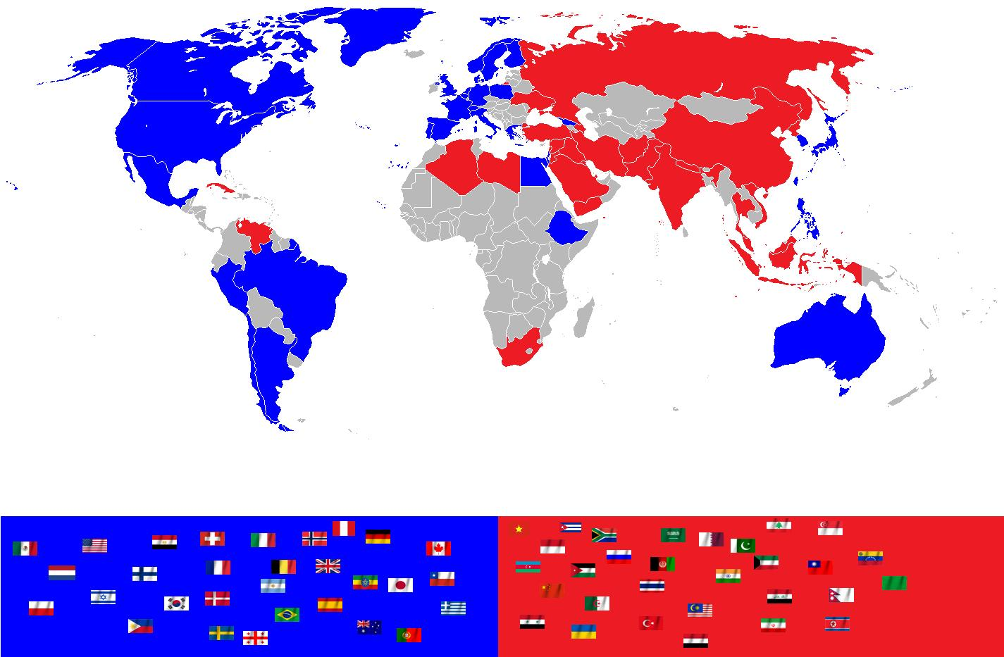 Risultati immagini per terza guerra mondiale