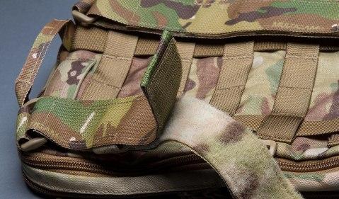Haley Strategic Partners HSP FlatPack Black Coyote Multicam Ranger Green 10