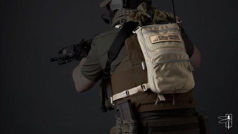 Haley Strategic Partners HSP FlatPack Black Coyote Multicam Ranger Green 05