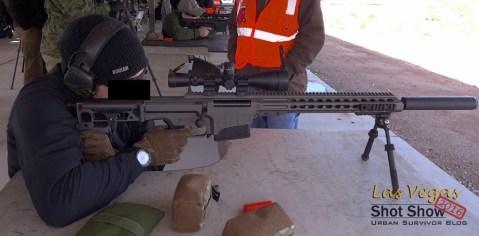 Barrett 98 B