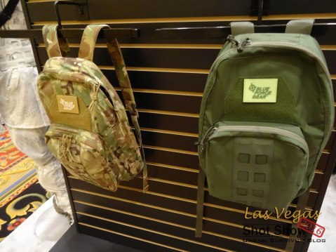 Blue Force Gear Jedburgh Pack Multicam OD Green Shot Show 2016