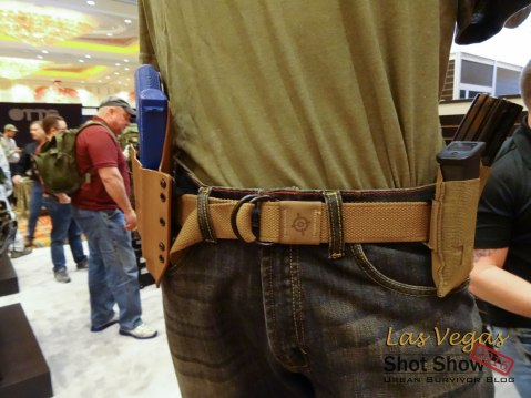 Blue Force Gear Belt Pouches Shot Show 2016