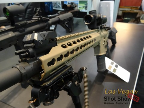 Shot Show 2016 Barrett Rec 7 Gen 2