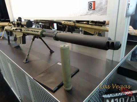 Shot Show 2016 Barrett