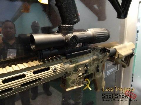 Shot Show 2016 Trijicon VCOG